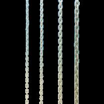 allpa Gegalvaniseerde Ankerketting DIN766, 10mm, tros 50m (prijs per meter)