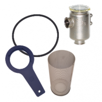 Losse onderdelen voor koelwaterfilter 001160