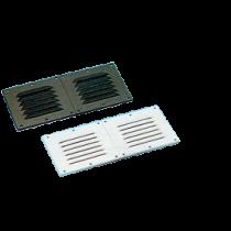 Kunststof ventilatieroosters