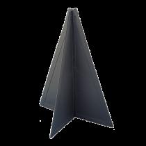 allpa Kunststof seinkegel, 470x330mm, zwart