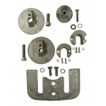 allpa Aluminium Anode kit Navalloy, Bravo-3, 2004 - Present