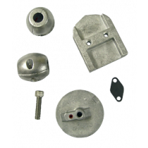 allpa Aluminium Anode kit Navalloy, Alpha-1-Gen I, 1983 - 1990