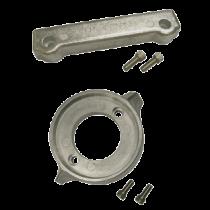 allpa Aluminium Anode kit Navalloy, Volvo 280