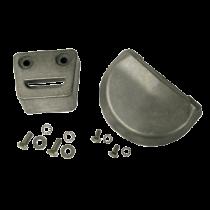 allpa Aluminium Anode kit Navalloy, Volvo SX