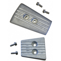 allpa Aluminium Anode kit Navalloy, Volvo SX-A / DPS