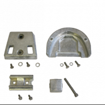 Navalloy Bombardier OMC Cobra aluminium anode kit