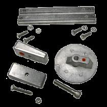 allpa Aluminium Anode kit Navalloy, Verado 4/ Optimax