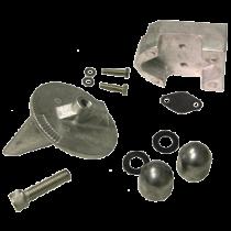 allpa Aluminium Anode kit Navalloy Alpha 1 Gen 1 (no power)