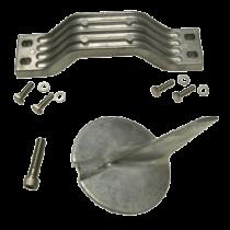Yamaha 200-250hp, 4 stroke Navalloy anode kit