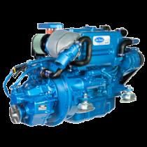 Solé SM-82 scheepsmotor met hydraulische keerkoppeling