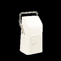 allpa Polyester console (stuurstand) met RVS beugel (zonder stuursysteem)