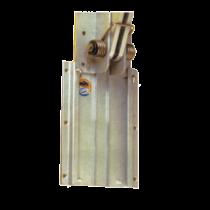 allpa Aluminium Montageplaat om motorstoel afneembaar te maken, voor O0500360/O0500420