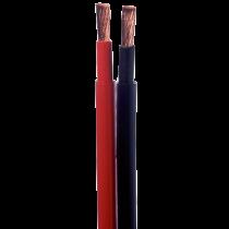 allpa Accukabel, 25mm², zwart, zeer flexible met neopreen mantel (minimale afname 10m)