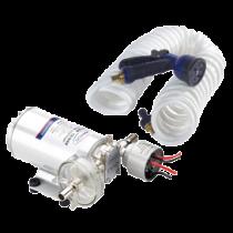 Waterdruksysteem met dekwaskit PA12/E 12/24V