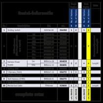 KE Trolling Systeem voor KE+ voor 2 motoren / 2 stuurstanden