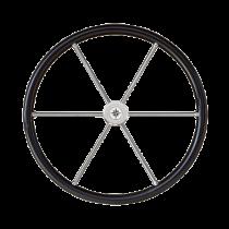 Stuurwiel Type T6CF  Carbonlook rand  60cm