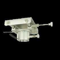 allpa RVS Mainstay losse slede, 360º draaibaar met lock
