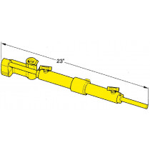 SeaStar Hydraulische Sterndrivebesturing voor Mercruiser etc., Volvo SX (zonder stuurbekrachtiging)