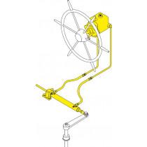 SeaStar / Capilano hydraulische inboard besturing systeem-6 / 151kgm