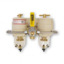 Racor Double Turbine filters