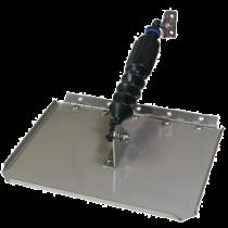 """Smart Tabs RVS set, 12"""" x 9"""" met 27kg (60lb) actuators"""