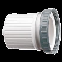 allpa NEMA-16A-Beschermhuls voor vervangingsconnector 089310 / 328, kunststof met schroefring