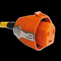 SmartPlug Connector 16A + 10m kabel (los)