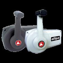 "Éénhandel motor controls, opbouw-zijmontage, Type ""A89/A90"""