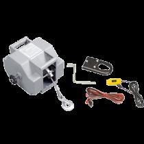 allpa Elektrische trailerlier 12V,  Max. 50A Inclusief afstandsbediening