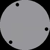 Johnson Pomp bronzen deksel voor pomp F3