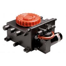 Johnson Pump grijswater-tank, 185x280x340mm, incl. ultima switch vlotterschakelaar