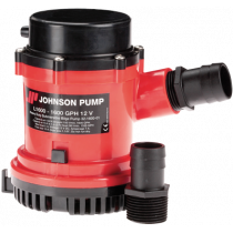 Johnson Pump L-serie Bilgepompen met terugslagklep