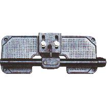 SeaStar Spiegelplaat met verstelbare kabeldoorvoerbuis