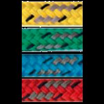 allpa Allcord-19 dubbel gevlochten schootlijn full color