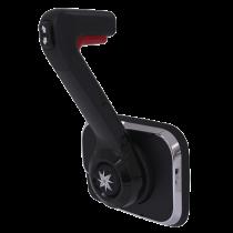 SeaStar Xtreme Control in black - zijmontage