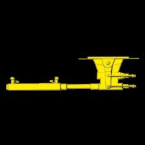 """SeaStar Hydraulische Sterndrivebesturing voor Volvo """"Diesel"""" (met stuurbekrachtiging)"""