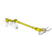 SeaStar Tie bar kit voor frontmontage single-cilinder, twin-engines