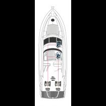 Onderdelen KE-5+ Series 'De Luxe' voor inboard