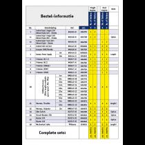 KE-6+ Motorbedieningssysteem inboard -SET-