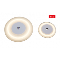 allpa LED plafondlamp, 10-30VDC