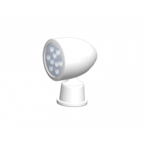 Remote control spot light, 12-24VDC