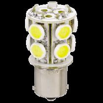allpa LED-Vervangingslamp (BA15D), 2,5W, H=46mm, Ø22,5mm, pool Ø16,8mm