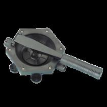 allpa Handlenspomp, kunststof behuizing, 50l/min, slangaansluiting Ø25mm