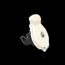 allpa Compact Handlenspomp, inbouw voor montage, 45l/min, Ø25 of 38mm