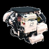 Hyundai Scheepsdieselmotoren S270, TURBO met Intercooler & Warmtewisselaar