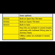 SeaStar Set Optimus EPS (01-02-06-07-11-12) opties