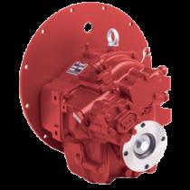 Technodrive Hydraulische keerkoppeling TM93