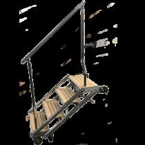 Accessoires zelfrichtende loopplank/trap