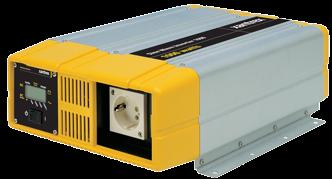Xantrex PROsine omvormer 12V / 24V hardwire&auto transfer relay